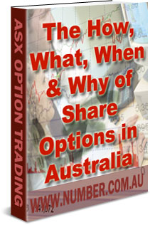 The How, What, When & Why of Share Options in Australia